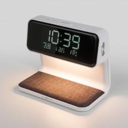 Настольная лампа Eurosvet Smith 80506/1 белый