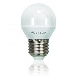 Лампа светодиодная диммируемая E27 6W 2800К матовая VG2-G2E27warm6W-D 5495