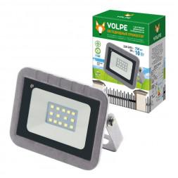 Прожектор светодиодный (UL-00003347) Volpe 10W 6500К ULF-Q592 10W/DW Sensor IP65 220-240B Silver