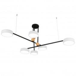 Подвесная светодиодная люстра Kink Light Рапис 07647-6,01(4000K)