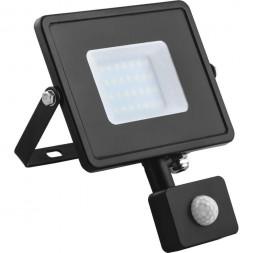 Светодиодный прожектор Feron с датчиком LL907 29557