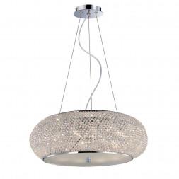 Подвесной светильник Ideal Lux Pasha SP10 Cromo