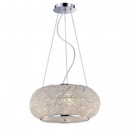 Подвесной светильник Ideal Lux Pasha SP6 Cromo