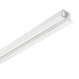Шинопровод трехфазный Ideal Lux Link Trim Profile 2000 Mm White