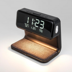 Настольная лампа Eurosvet Smith 80506/1 черный