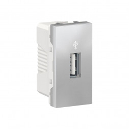 Розетка компьютерная USB Schneider Electric Unica New Modular NU342930
