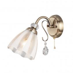 Настенный светильник Eurosvet 30155/1 античная бронза