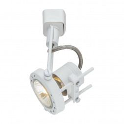 Трековый светодиодный светильник Arte Lamp A4300PL-1WH