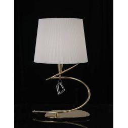 Настольная лампа Mantra Mara Antique Brass 1630