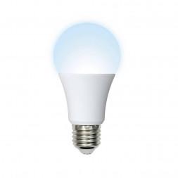 Лампа светодиодная диммируемая (10695) E27 8W 4500K матовая LED-A60-8W/NW/E27/FR/DIM/O