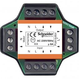 Реле для рольставней Schneider Electric Merten D-Life MTN576398