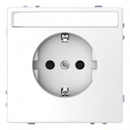 Розетка Schneider Electric Merten D-Life 16A с/з MTN2302-6035