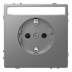 Розетка Schneider Electric Merten D-Life 16A с/з MTN2302-6036