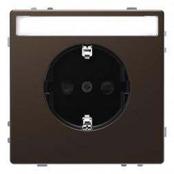 Розетка Schneider Electric Merten D-Life 16A с/з MTN2302-6052