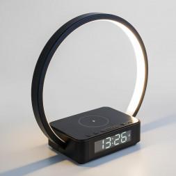 Настольная лампа Eurosvet Timelight 80505/1 черный