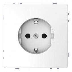 Розетка Schneider Electric Merten D-Life 16A с/з и шторками MTN2300-6035