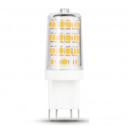 Лампа светодиодная диммируемая G9 3W 2700K прозрачная 107309103