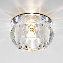 Встраиваемый светильник Ambrella light Desing D7327 CL/CH
