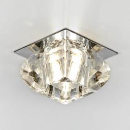 Встраиваемый светильник Ambrella light Desing D8048 CL/CH