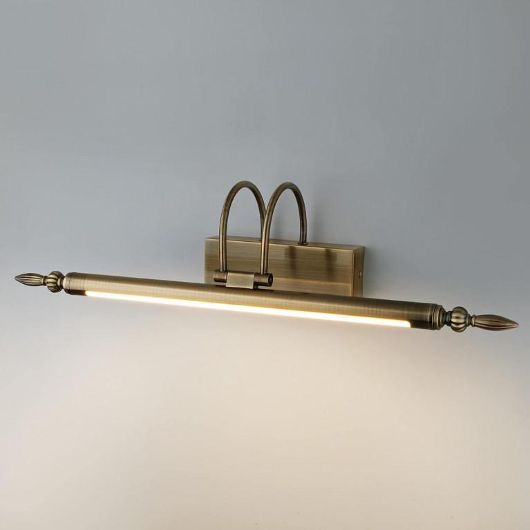 Подсветка для картин Elektrostandard Rona Led бронза 4690389110696
