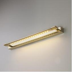 Подсветка для картин Elektrostandard Twist 5W золото 4690389061974