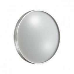 Настенно-потолочный светодиодный светильник Sonex Geta Silver 2076/DL