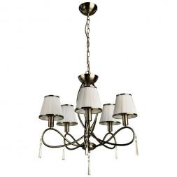 Подвесная люстра Arte Lamp Logico A1035LM-5AB