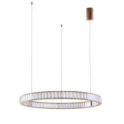 Подвесной светодиодный светильник Newport 15854/S gold М0063194