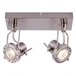 Спот Arte Lamp Costruttore A4300AP-2SS
