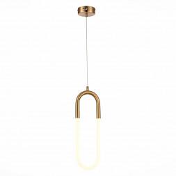 Подвесной светодиодный светильник ST Luce Mofisto SL1579.303.01