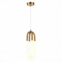 Подвесной светодиодный светильник ST Luce Mofisto SL1579.303.02