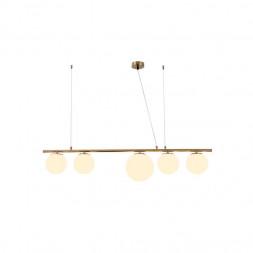Подвесной светильник Lumina Deco Baristica LDP 6012-5 MD+WT
