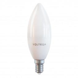 Лампа светодиодная E14 10W 4000К матовая VG2-C37E14warm10W 7065