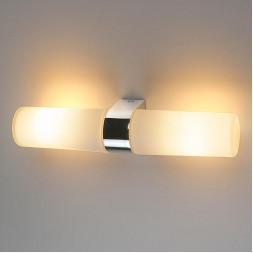 Подсветка для зеркал Elektrostandard Round 2х42W хром 4690389062018