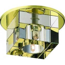 Встраиваемый светильник Novotech Crystals 369261