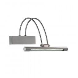 Подсветка для зеркал Ideal Lux Bow AP36 Nickel