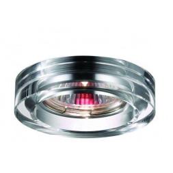 Встраиваемый светильник Novotech Glass 369477