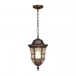 Уличный подвесной светильник Elektrostandard Dorado GL 1013H кофейное золото 4690389135965