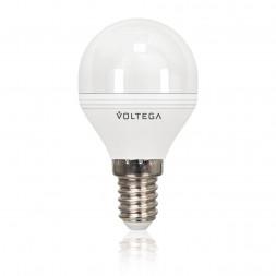 Лампа светодиодная E14 5.5W 4000К матовая VG2-G2E14cold5W 8441
