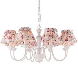 Подвесная люстра Arte Lamp Bambina A7020LM-8WH