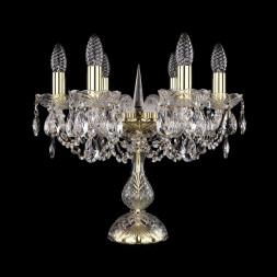 Настольная лампа Bohemia Ivele 1402L/6/141-39/G
