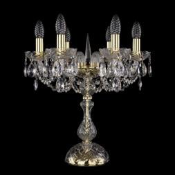 Настольная лампа Bohemia Ivele 1402L/6/141-47/G