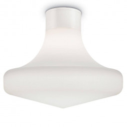Уличный светильник Ideal Lux Sound PL1 Bianco