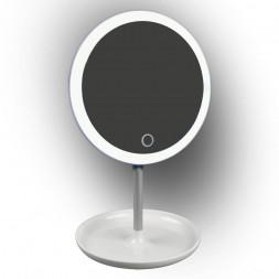 Зеркало с подсветкой (UL-00002758) Uniel TLD-590 White/LED/80Lm/6000K/Dimmer