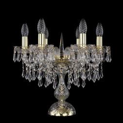 Настольная лампа Bohemia Ivele 1403L/6/141-39/G