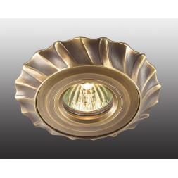 Встраиваемый светильник Novotech Vintage 369942