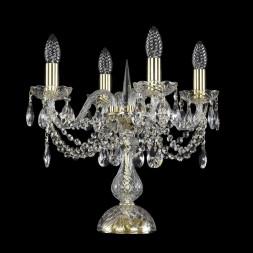 Настольная лампа Bohemia Ivele 1406L/4/141-39/G