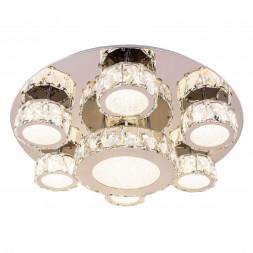 Потолочная светодиодная люстра Globo Amur 49350-60