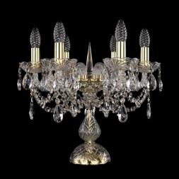 Настольная лампа Bohemia Ivele 1406L/6/141-39/G