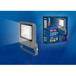 Прожектор светодиодный (UL-00002065) Uniel 20W 4000K ULF-F17-20W/NW